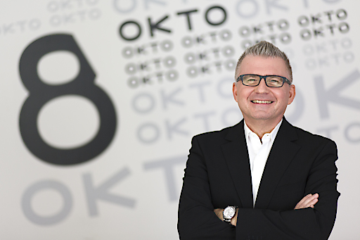 Okto-Geschäftsführer Christian Jungwirth