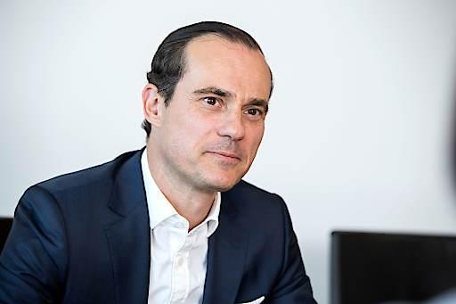 EQOS Energie Vorsitzender der Geschäftsführung und CEO Eric Mendel