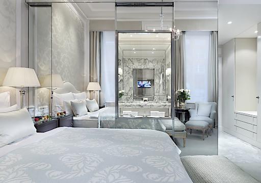 """Die Deluxe Rooms des Hotel Sacher Wien sind als """"Sacher Séparée@Night"""" um 333 € /Nacht buchbar"""
