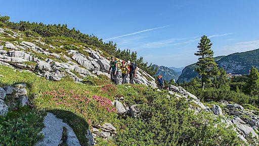 Bergwandern, Niedere Tauern