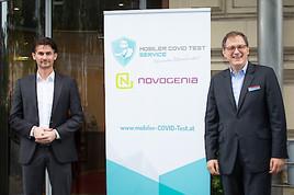 Sicher urlauben in Österreich: Mobiler COVID Test Service für Tourismusbetriebe