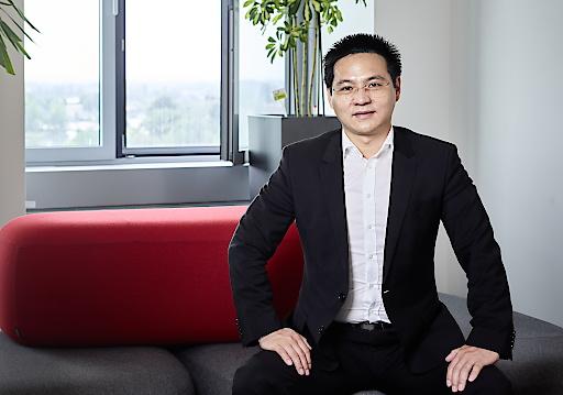 BILD zu OTS – Jackie Zhang, CEO Huawei Technologies Austria