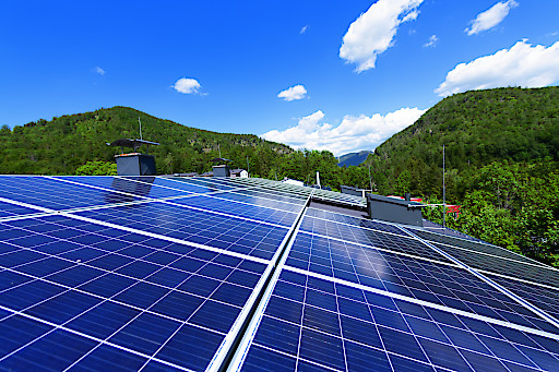Photovoltaik für Privat- und Gewerbekunden