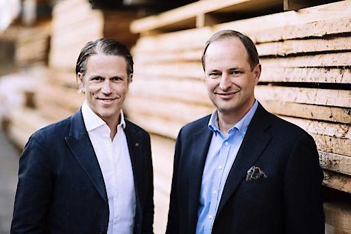 Stefan Polzhofer und Othmar Sailer (v.l.n.r.)