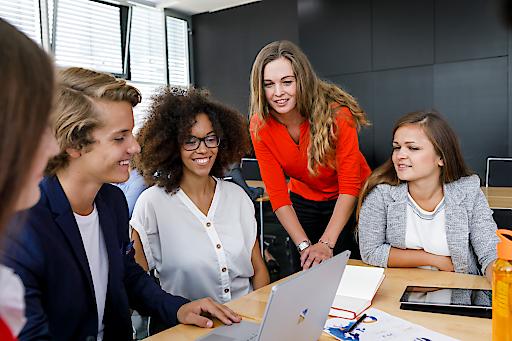 MCI wird immer mehr zur Wunschhochschule motiverter Menschen.