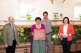 Neues Gütesiegel: AMA GENUSS REGION startet in Oberösterreich