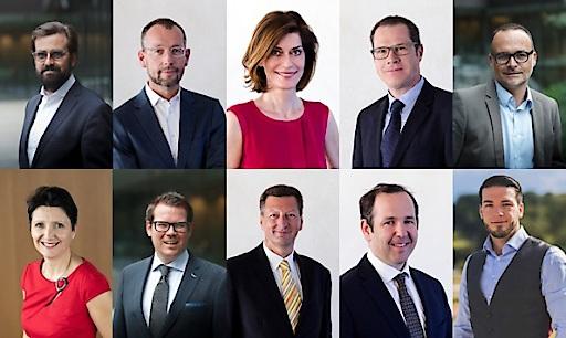 Vorstand des Österreichischen Verbandes der Immobilienwirtschaft (ÖVI) (wieder)gewählt