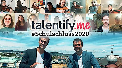 Das Bildungsnetzwerk talentify.me würdigt die Leistungen aller Schüler*innen in Österreich mit einem Videoprojekt
