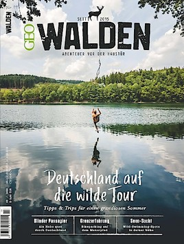 Urlaub in Deutschland: WALDEN zeigt die wild-schönsten Touren (FOTO)