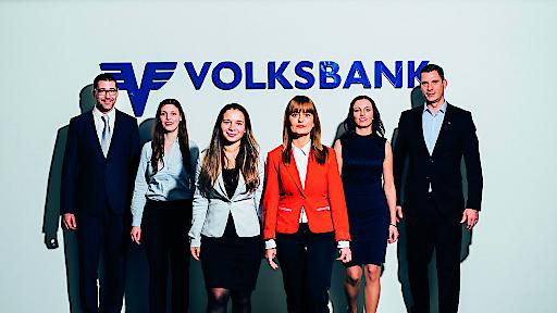 Mitarbeiter VOLKSBANK WIEN AG