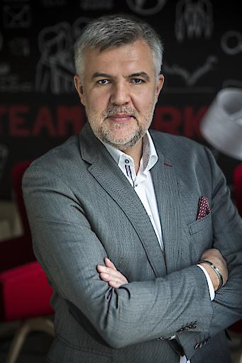 CEO von MediaMarktSaturn Österreich
