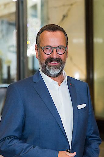 Rudolf Zrost ist Vorstandsvorsitzender der VÖZ.