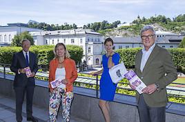 ZWISCHENRÄUME – Salzburg wird zur Bühne