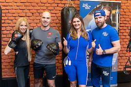 Ladies mit Kick und Punch, Männer voller Power