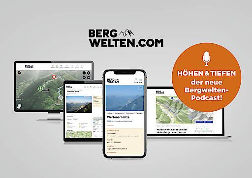 Bergwelten – Höhen & Tiefen Podcast
