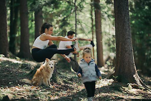 Familie, Familienbusiness, VonHouseaus, Fitness, Sport