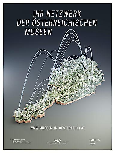Zahlreiche Ausstellungen und Vermittlungsprogramme erwarten Sie in den österreichischen Museen!