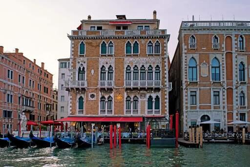 Hotel Bauer in Venedig