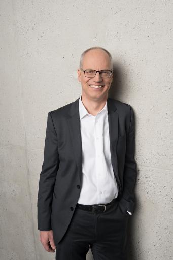 Ulrich Müller, Geschäftsführer von clavis Kommunikationsberatung