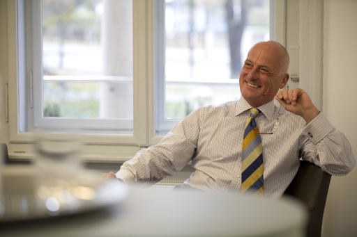 Foto RA Dr. Dieter Neger, Rechtsvertreter der UNIWASH-Unternehmensgruppe und der Ing. Franz Kuss Autohaus GmbH