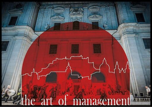 "Sujetbild ""the art of management"""