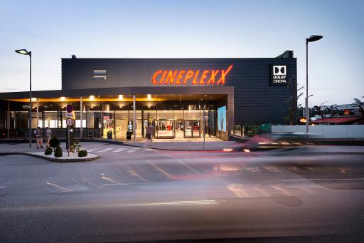 Standort Cineplexx Salzburg Airport