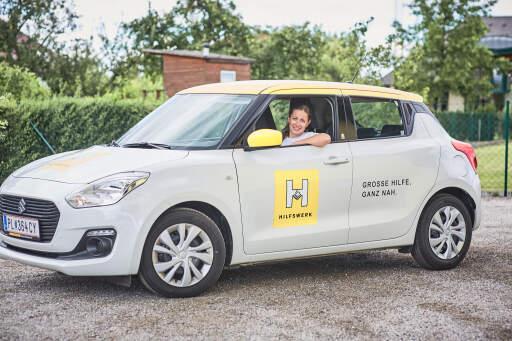 Das Hilfswerk NÖ ist auch im Sommer für Menschen in ganz Niederösterreich im Einsatz und unterstützt sie in ihrem eigenen Zuhause