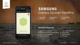 Kommunikationslösung und Personen-Notruf-System für Behörden und Industrie made in Hannover in Kooperation mit Samsung (FOTO)