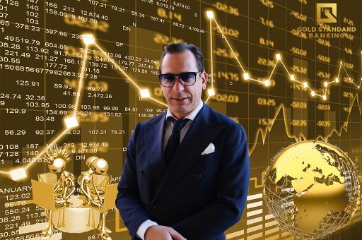 """GSB Gold Standard Corporation, Josip Heit und die Blockchain-Technologie. Weiterer Text über ots und www.presseportal.de/nr/138064 / Die Verwendung dieses Bildes ist für redaktionelle Zwecke honorarfrei. Veröffentlichung bitte unter Quellenangabe: """"obs/GSB Gold Standard Banking Corporation AG"""""""