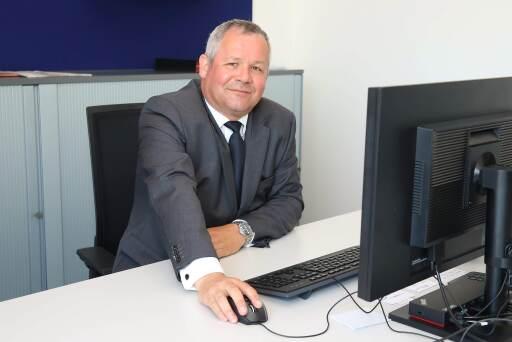 Erwin Pichler, Regional Manager Burgenland, Greco international AG