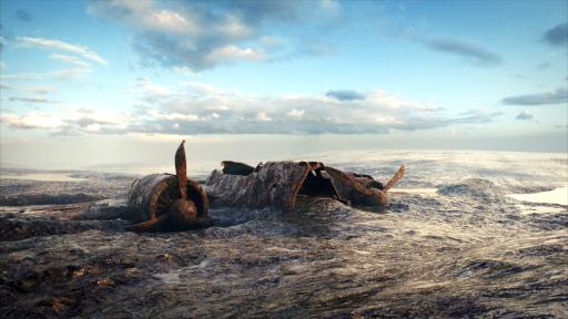 """""""Enthüllt: Geheimnisse der Meere"""" (© National Geographic) / Weiterer Text über ots und www.presseportal.de/nr/107804 / Die Verwendung dieses Bildes ist für redaktionelle Zwecke honorarfrei. Veröffentlichung bitte unter Quellenangabe: """"obs/National Geographic"""""""