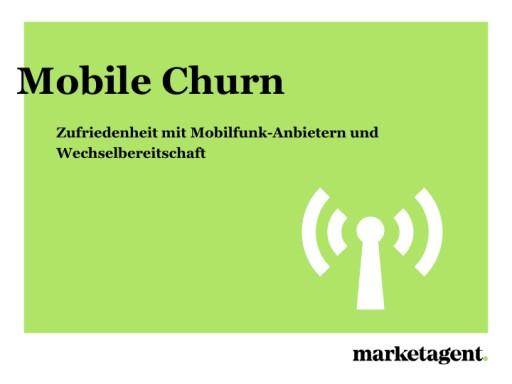 Mobile Churn: Die Suche nach dem besten Angebot