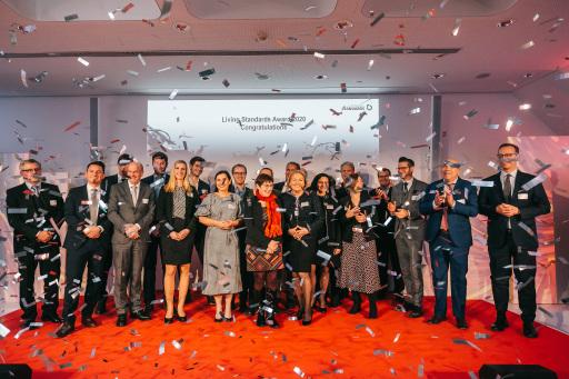 Living Standards Award 2020 - die Preisträgerinnen und Preisträger