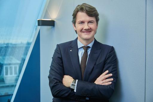 GD DI Gerald Fleischmann, Verbundsprecher der österreichischen Volksbanken und Generaldirektor VOLKSBANK WIEN AG