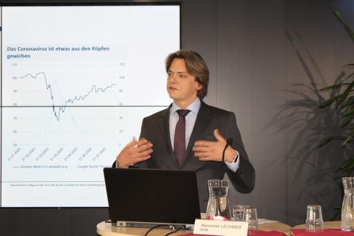 Alexander Lechner, Leiter Multi Asset Management