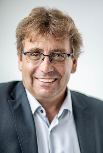 Aufsichtsratsvorsitzender Robert Leitner