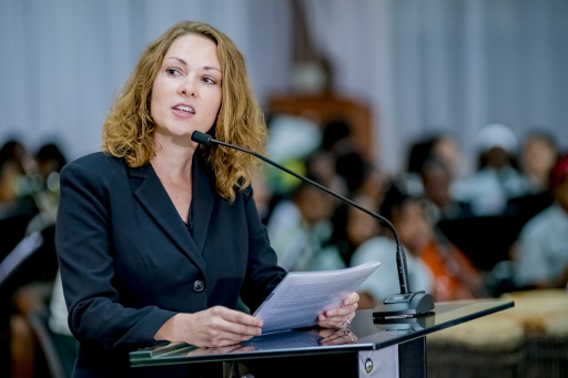 Lisa Biasillo übernimmt als Direktorin an der Vienna International School