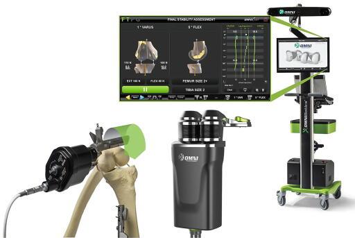 Modernste Robotik-Technologie durch den Einsatz des Omni Robotic Systems der Firma Corin