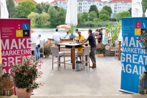 https://www.apa-fotoservice.at/galerie/23546 Die Österreichische Marketing-Gesellschaft lud zum Sommerfest an die Alte Donau.