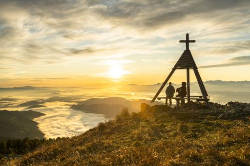 Herbsturlaub in Kärnten - her im Süden von Österreich bleibt der Sommer gern ein wenig länger. Morgens am Berg, nachmittags am See. Unverfälscht, entspannend und voller Erlebnisse!
