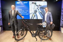 E Bikes: Mehr Tempo, mehr Vielfalt und neue