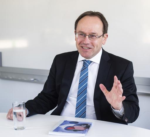 Mit Jahresende 2020 verlässt Klement Tockner den Wissenschaftsfonds FWF und wird Generaldirektor der Senckenberg Gesellschaft für Naturforschung