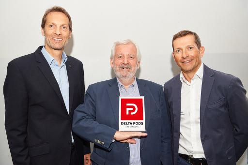 Wolfgang Kradischnig, Peter Podsedensek, Rudolf Stürzlinger
