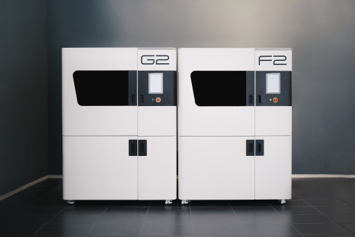 Genera G2-F2 3D Printsystem Produktfoto