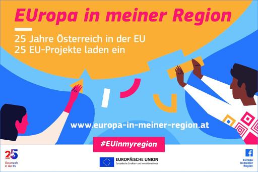 EUropa in meiner Region, Sujet der Kampagne