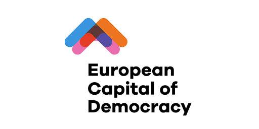 Logo European Capital of Democracy
