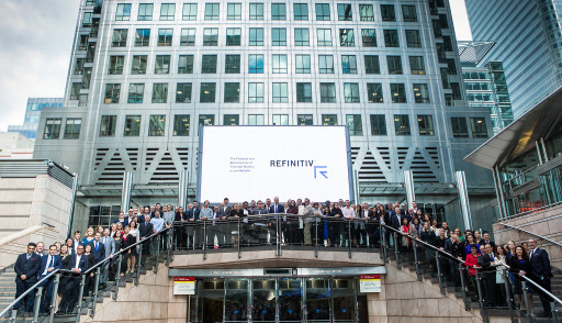 Refinitiv is one of the world's largest providers of financial markets data and infrastructure, serving over 40,000 institutions in over 190 countries.