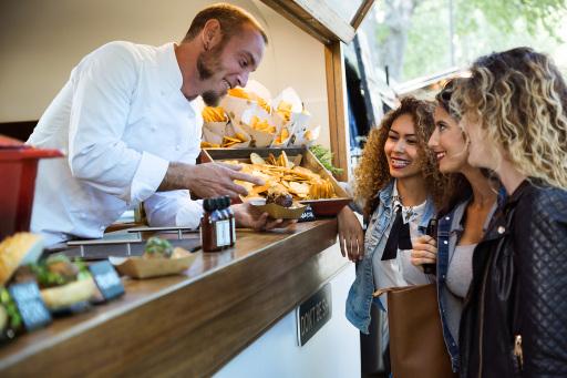 European Street Food Festival, Sa, 26.09.2020 - So, 27.09.2020 Wiener Stadthalle, Vorplatz der Halle E