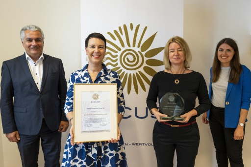 EUCUSA Award Gewinner UNIQA Insurance Group AG ILD zu OTS -