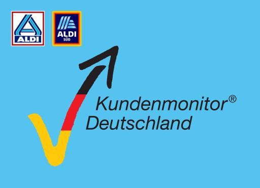 """Auch in diesem Jahr erreichte ALDI beim Kundenmonitor Deutschland Top-Werte. Quelle: ALDI / Weiterer Text über ots und www.presseportal.de/nr/112096 / Die Verwendung dieses Bildes ist für redaktionelle Zwecke honorarfrei. Veröffentlichung bitte unter Quellenangabe: """"obs/ALDI"""""""